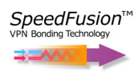 Speedfusion fusion